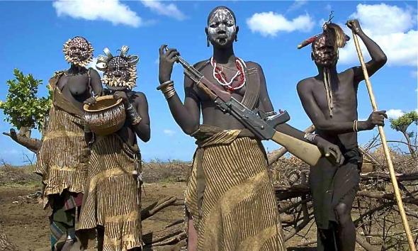 Africa-AK-47