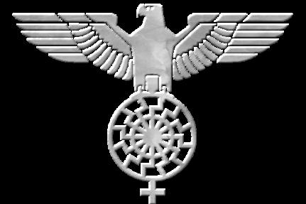 aigle de marbre