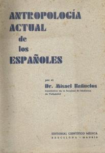 ANTROPOLOGÍA DE LOS ESPAÑOLES