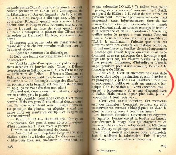 Saint-Loup Les Nostalgiques
