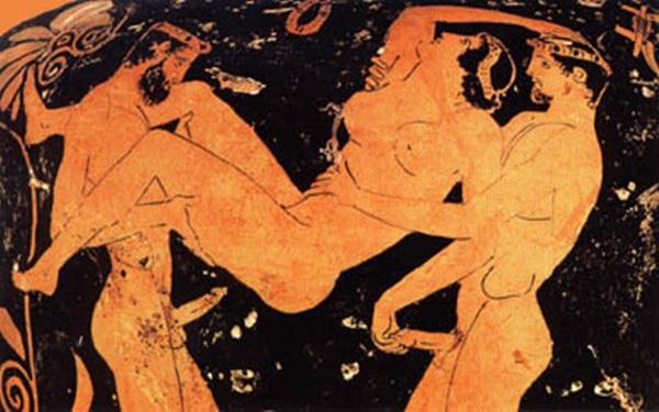 Prostituée grec ancien